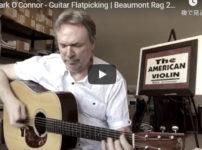 マーク・オコナーのギター動画