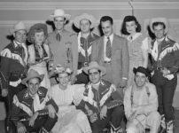 グランド・オール・オープリーのErnest Tubb とテキサス・トルバドールズ、カーネギーホールにて